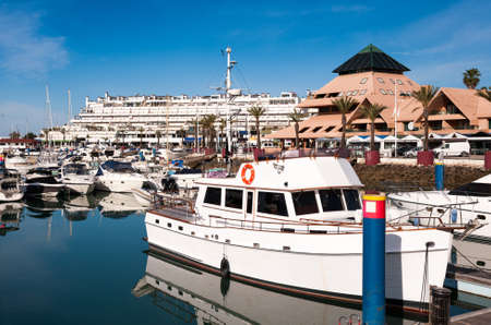 vilamoura: Marina in Vilamora, Algarve, Portugal  Editorial