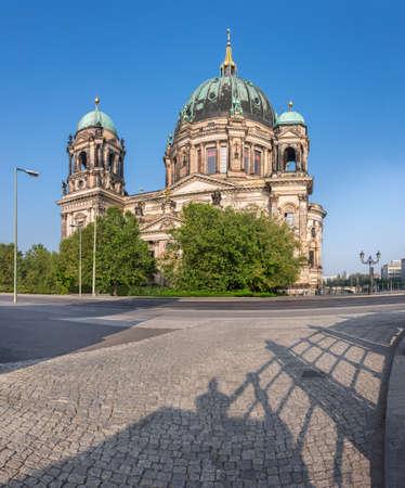 dom: Cathédrale de Berlin, Berliner Dom ou une journée ensoleillée