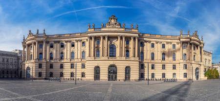 jurisdiction: Humbold University Jurisdiction Faculty in Berlin, Germany