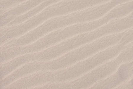 compressions: Sand texture. This is sand from Greek beach after strong wind with undisturbed wind compressions. Stock Photo
