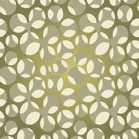 seamless organic net pattern Vector