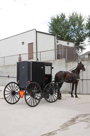 Amish transportation photo