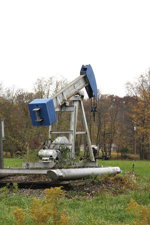 petrolium: Oil pump