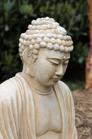 Buddha in close-up