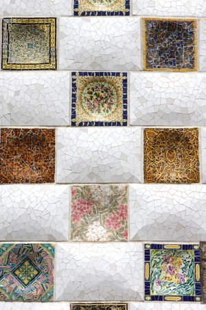 contemporary: Tile background