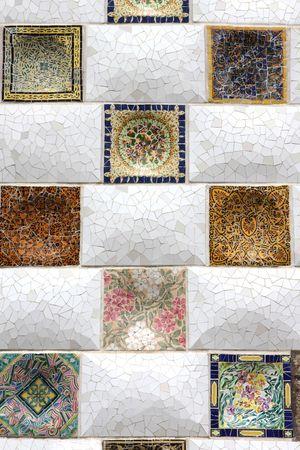 mosaic: Tile background