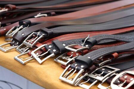 Belts photo