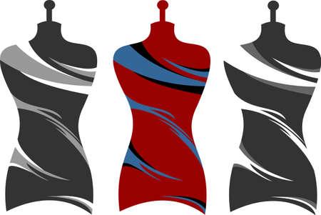 fashion design: stock logo fashion design