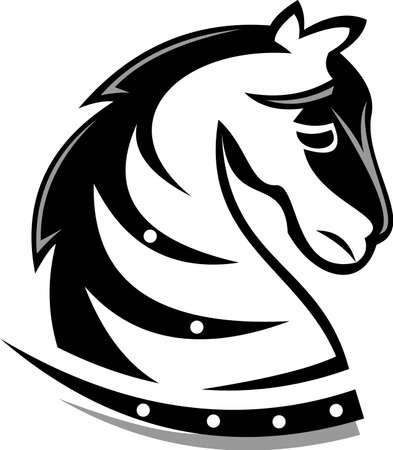 knight on horse: dark knight horse
