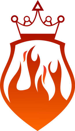 fire protection: fire protection secure logo