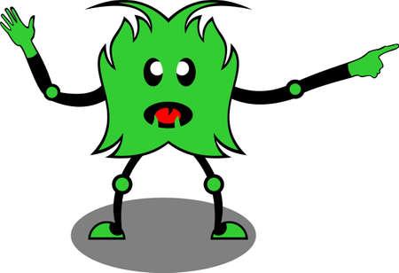 logo green monster