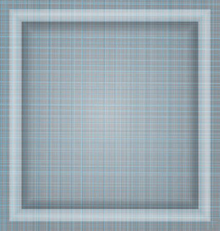 illustration of abstract gray background with texture and borders