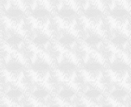 tillable: Seamless stylish geometric background. Modern abstract pattern. Flat monochrome design.Repeating ornament white intersecting texture. Illustration