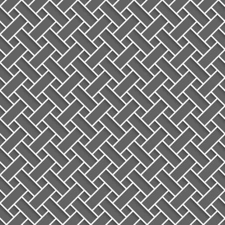 Seamless geometric background. Stock Illustratie