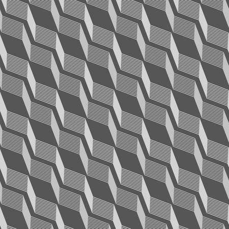 diagonal lines: Seamless stylish geometric background.  Illustration