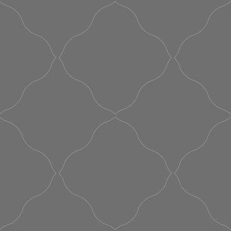 Naadloze stijlvolle geometrische achtergrond. Stock Illustratie
