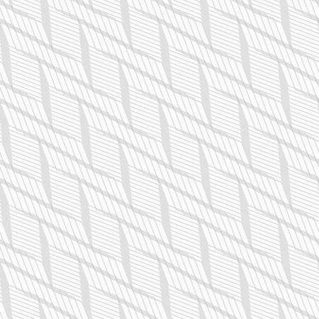 Seamless stylish geometric background.  Ilustração