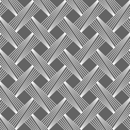 Seamless stylish geometric background.  Ilustrace
