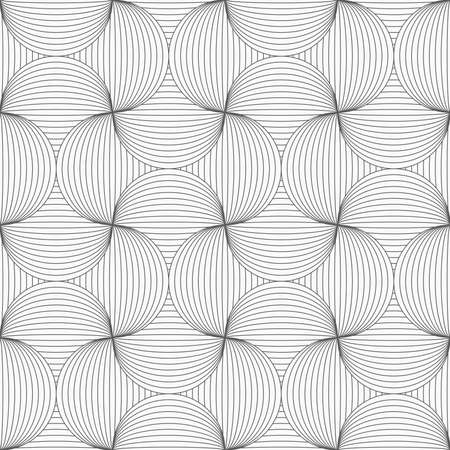 tile pattern: Gray seamless geometrical pattern. Simple monochrome texture. Abstract background.Slim gray striped pin will.
