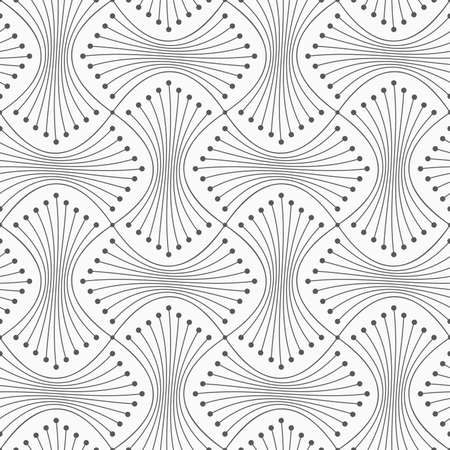 sheaf: Patr�n geom�trico incons�til gris. Textura blanco y negro simple. Resumen gavilla gris background.Slim con puntos.