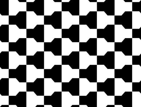 alternating: Black and white alternating bolts.Seamless stylish geometric background. Modern abstract pattern. Flat monochrome design.