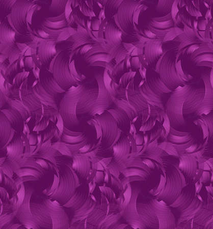 Bokeh purple storm clouds.Seamless pattern.Pattern with bokeh light effect.Colorful background.