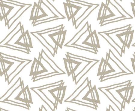 Abstract geometric vector pattern Иллюстрация