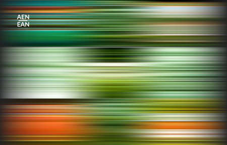 Abstract nature wallpaper with speed moving fast bright blurred lines. Natural colors earth environmental background. Fluid motion gradient texture.