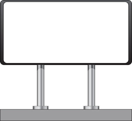 billboard blank: big board