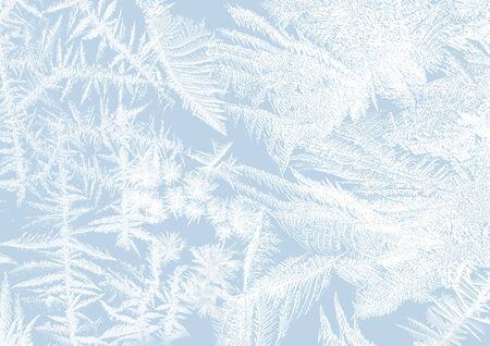iceflower: Iceflower glassa su una finestra in tenui colori pastello Archivio Fotografico