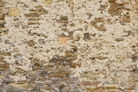 Grunge background texture of a 15th century medieval wall in an English Abbey photo