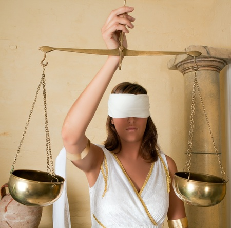 Libra or Scales, this photo is part of a series of twelve Zodiac signs of astrology Stock Photo - 8462870