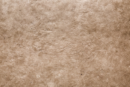 wrinkled paper: Fine art textured background based on handmade rustic paper