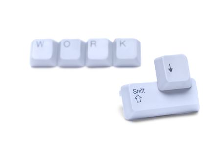 Computer keys Stock Photo - 3482175