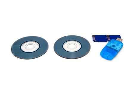 cardreader: Agent 007 tecnnologies: DVD discs and cardreader