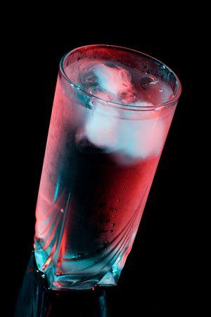 misted: Misty tasty - misted glass of cold drink