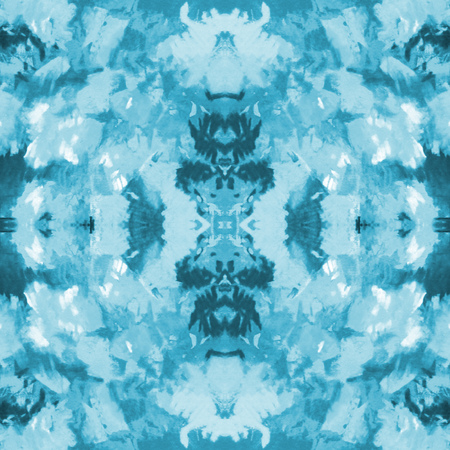 Seamless pattern. pastel art , modern Artwork. Dark and light blue spots. As the shadows on the snow. Seamless abstract pattern. Grunge background. Acute-angled elements, squares, spots