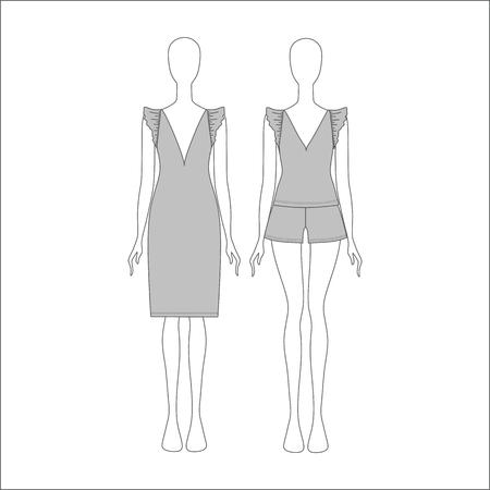 for women: shirt for girls night. top. shorts Pyjamas for women.