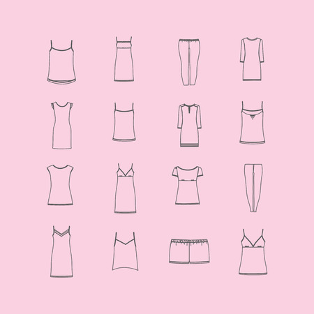 for women: pajamas.homewear. clothes for women.