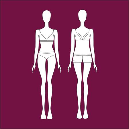 for women: Pyjamas for women. Kit jersey home