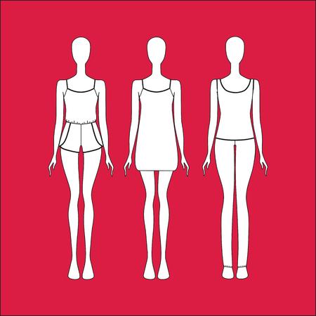 jersey: Pyjamas for women. Kit jersey home