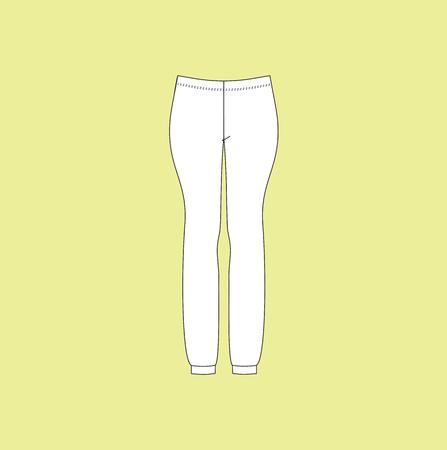 pants: pants female jersey. Womens home pants.