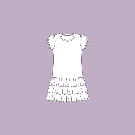 nightdress: nightdress. nightie. womans house dress.