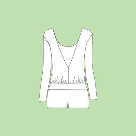 jersey: Womens pajamas jersey. shorts. top.