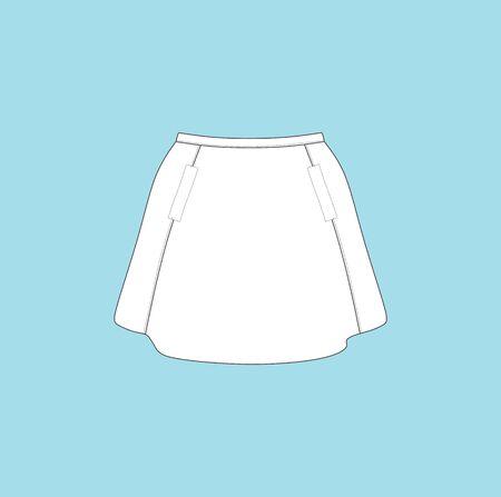 skirt: skirt. Womens skirt. casual wear.