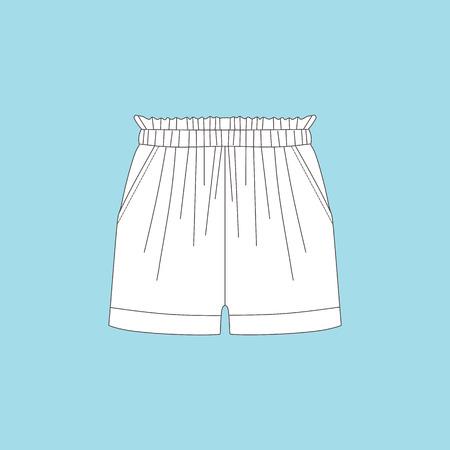 casual wear: shorts. womens shorts. casual wear.