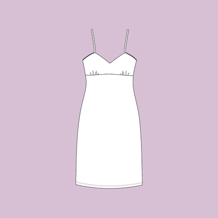 nightie jersey. nightgown female.