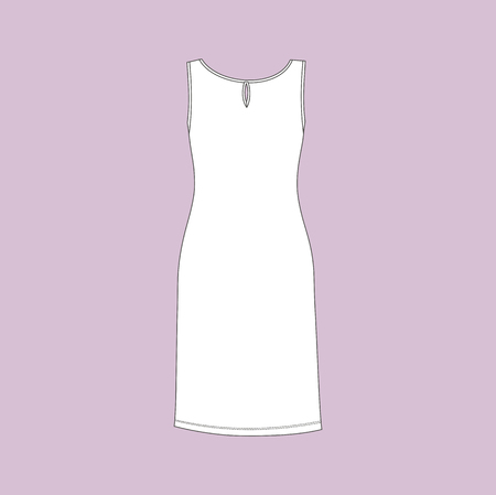 nightgown: nightgown female. nightie jersey