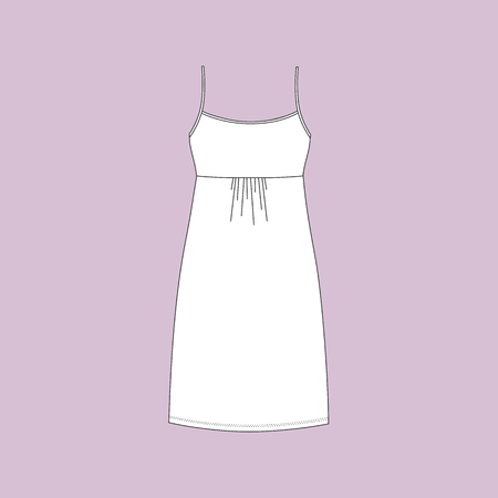 jersey: nightie jersey. nightgown female.