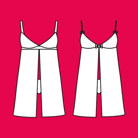 Womens homewear. nightdress. nightie. house dress. jersey dress